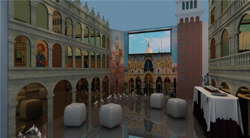 2016文博会-意大利展厅