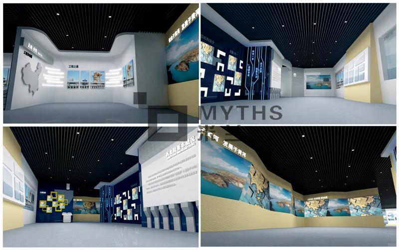 西安展厅设计施工