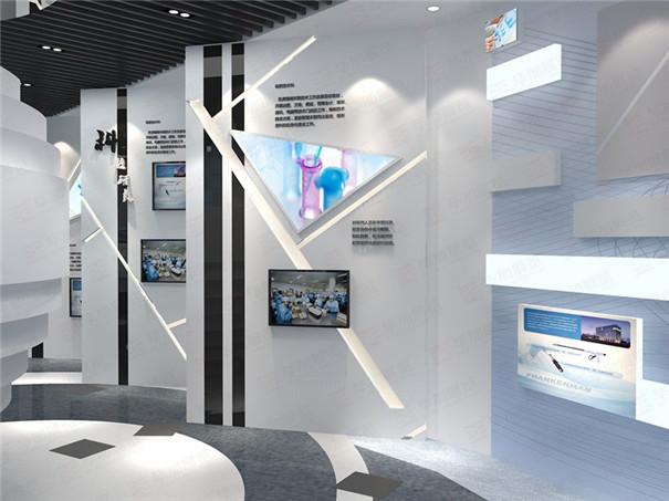 西安展厅设计施工公司