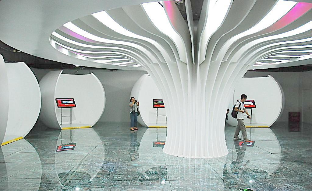西安展览展示设计