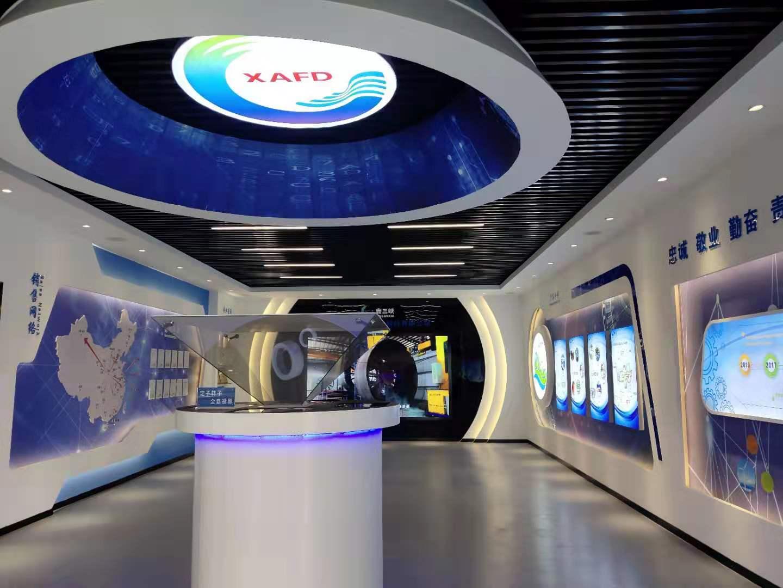 西安国水风电阜宁设备基地展厅