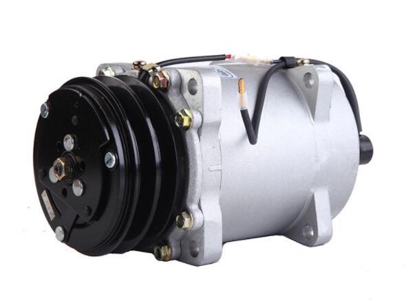 制冷涡旋压缩机的原理与优缺点