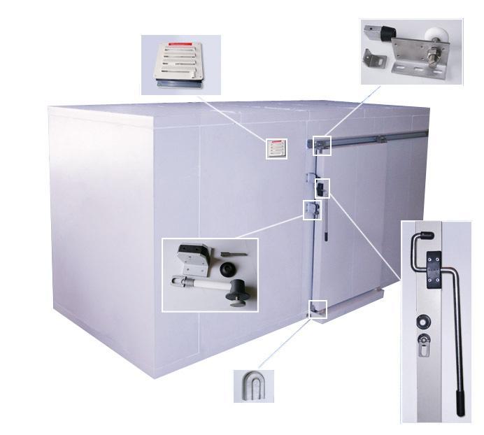 如何实惠、高效采购陕西冷库设备?