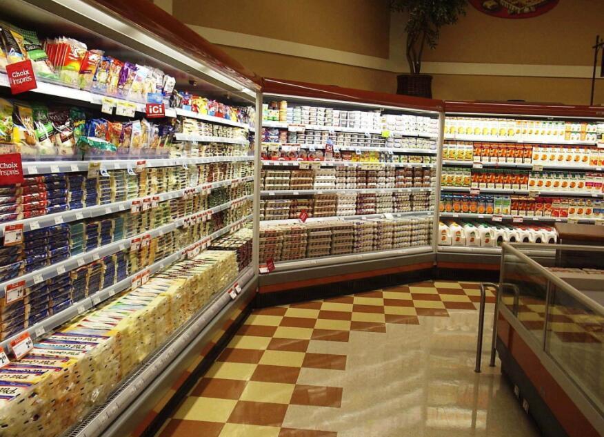 冷库——超市领域