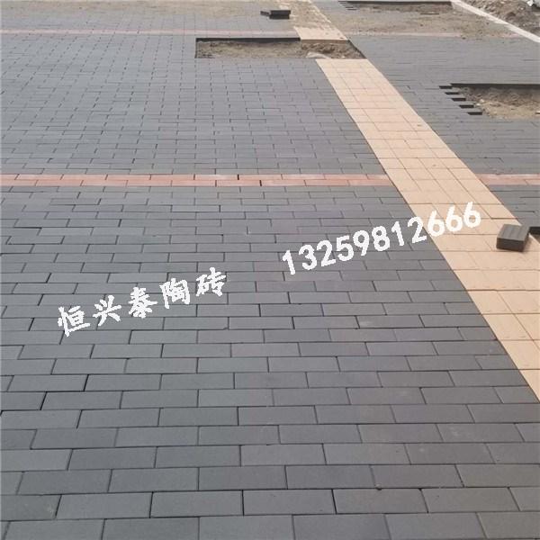 陕西青灰色陶砖