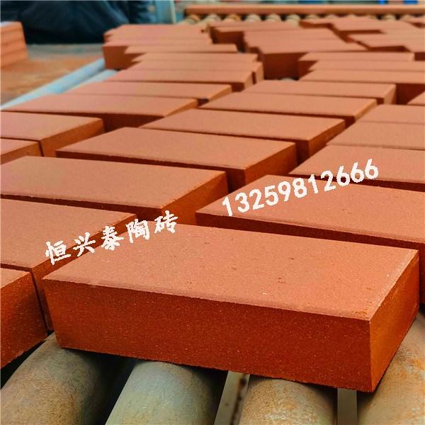 陕西生产批发实心陶砖