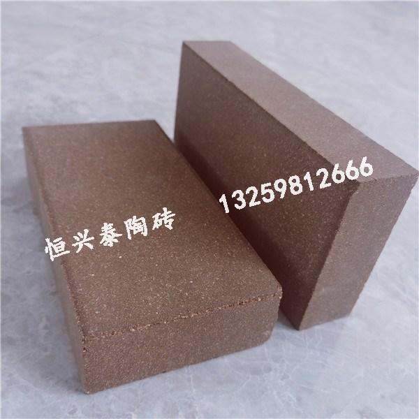西安咖啡色实芯陶砖