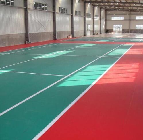 陕西pvc运动地板厂家