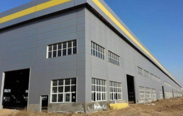钢结构厂房楼承板项目