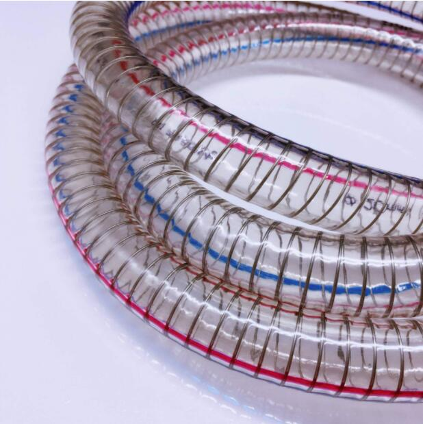 PVC钢丝管—案例