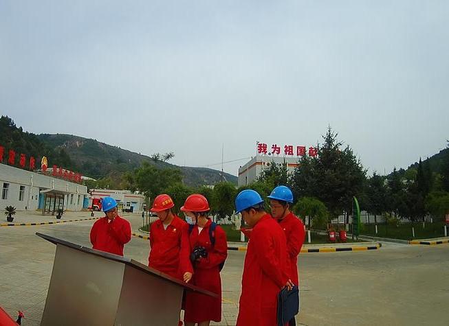 长庆油田靖安油田第二联合站消防安全评估