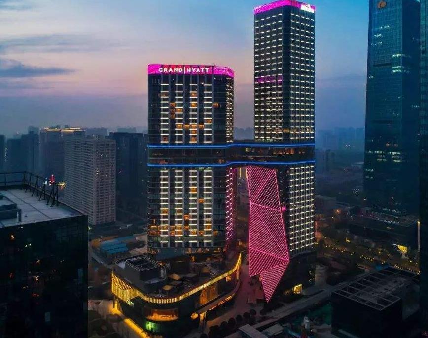 西安迈科君悦酒店消防安全评估