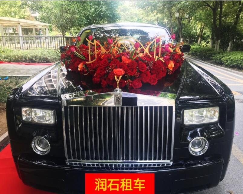 陕西婚庆车队租赁