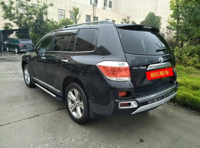 陕西SUV