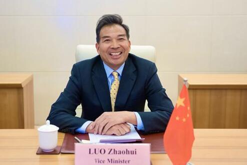 外交部副部长罗照辉同菲律宾副外长伊丽莎白举行视频会晤