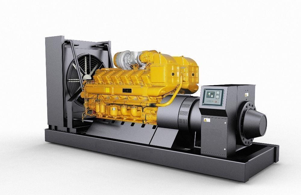 荆门发电机类型以及不同类型的工作原理