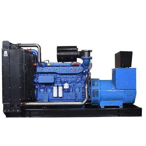 如何处理柴油发电机组中异常的现象?