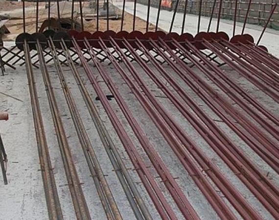 自贡抗浮锚杆顶端防水的解决方法