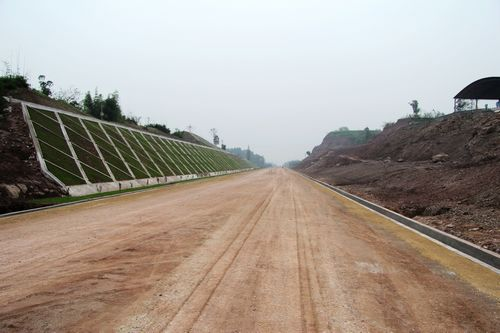 常见的四川公路加固防护方法