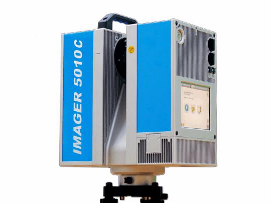 Z+F5010C激光扫描仪