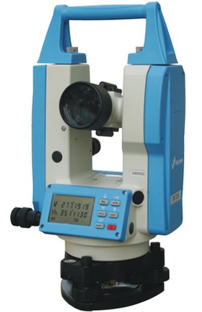 DT22系列电子经纬仪