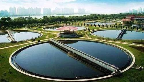 陕西韩城某工业园区污水处理项目
