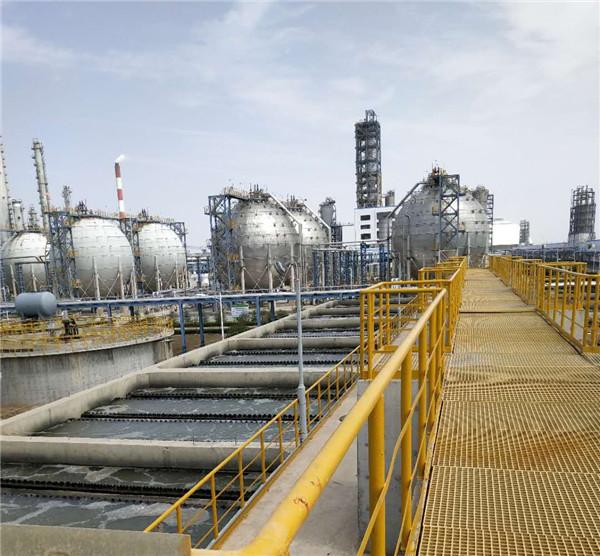 陕西某煤化工污水处理项目