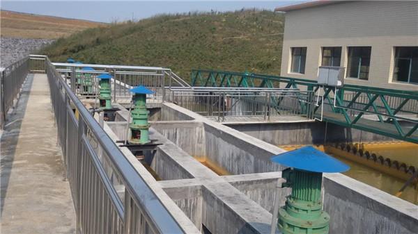 湖南郴州某铁多金选矿废水处理项目