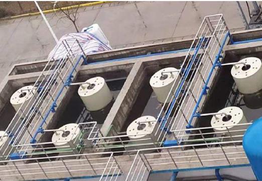 集约曝气式内循环生物滤池工艺(IMBAF技术)