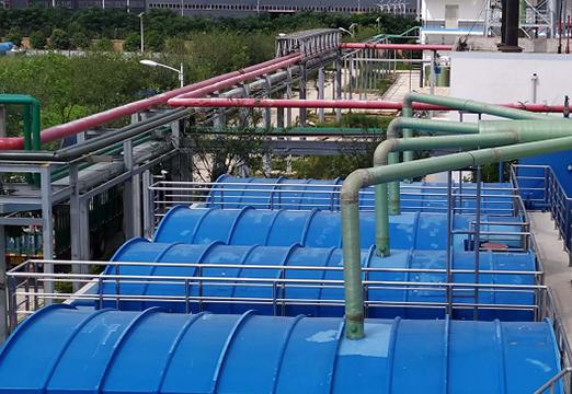 内循环反硝化深床滤池技术(I-BNF技术)