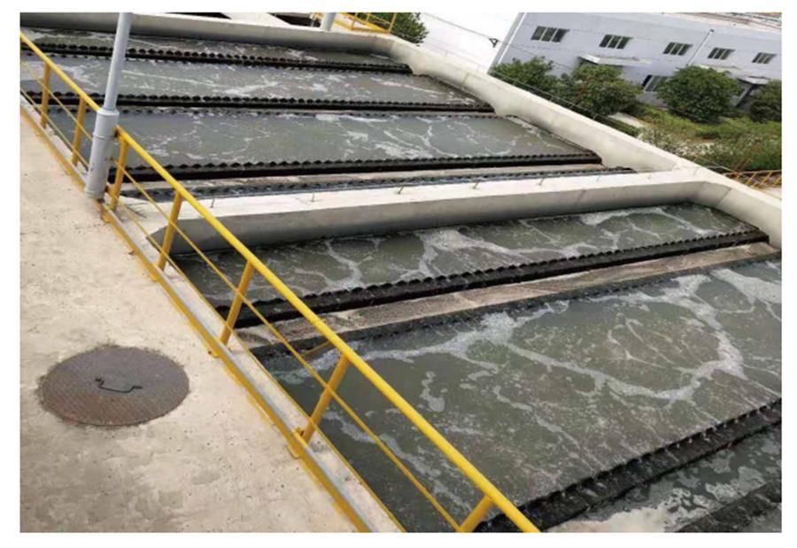 传统曝气生物滤池使用效果及现状
