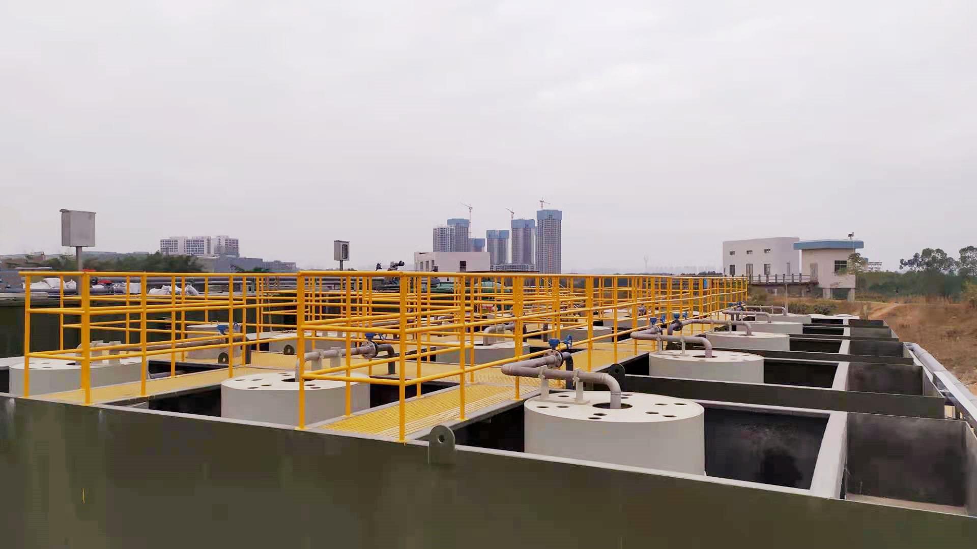 惠南高新科技产业园黑臭水体治理项目