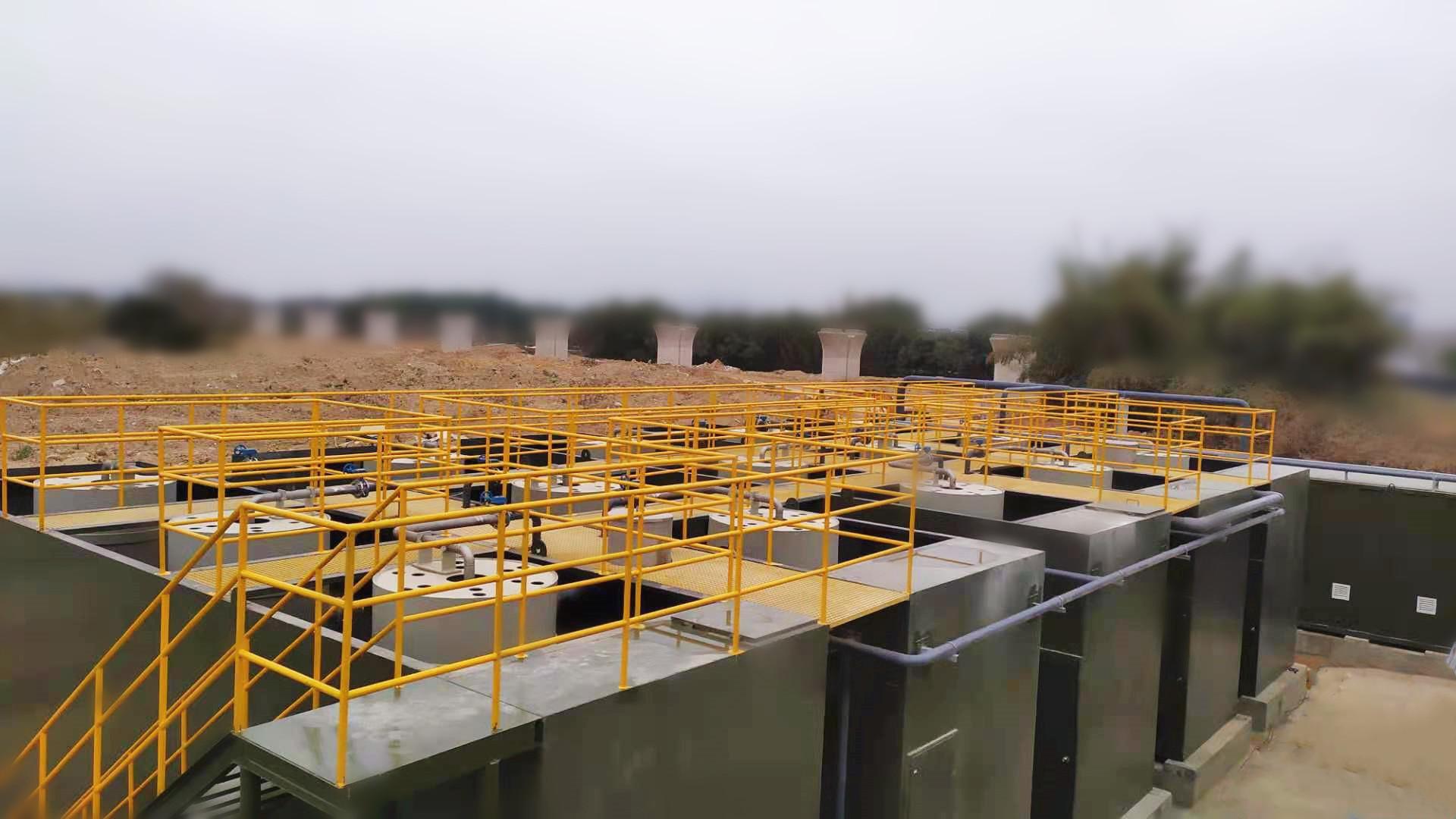 安装生活污水处理设备管道需要注意什么?