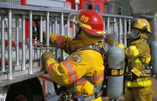 咸阳消防员电梯