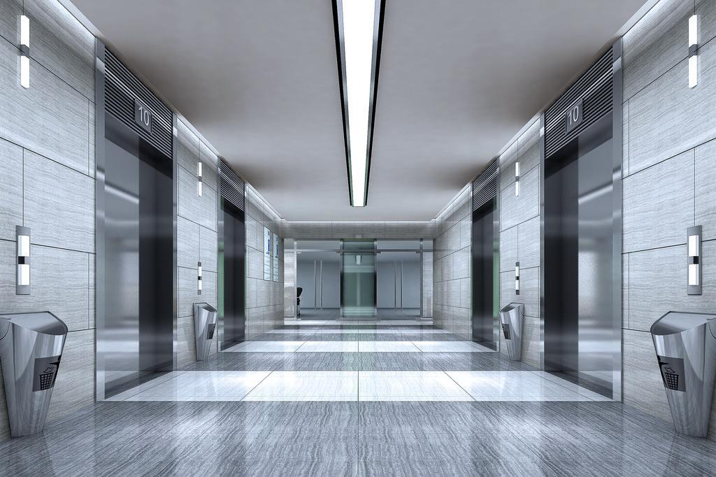 电梯是封闭的 是怎样进行通风的