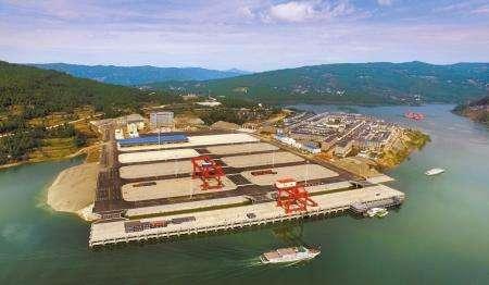 嘉陵江实现全江通航 千吨级船队可从广元直达上海