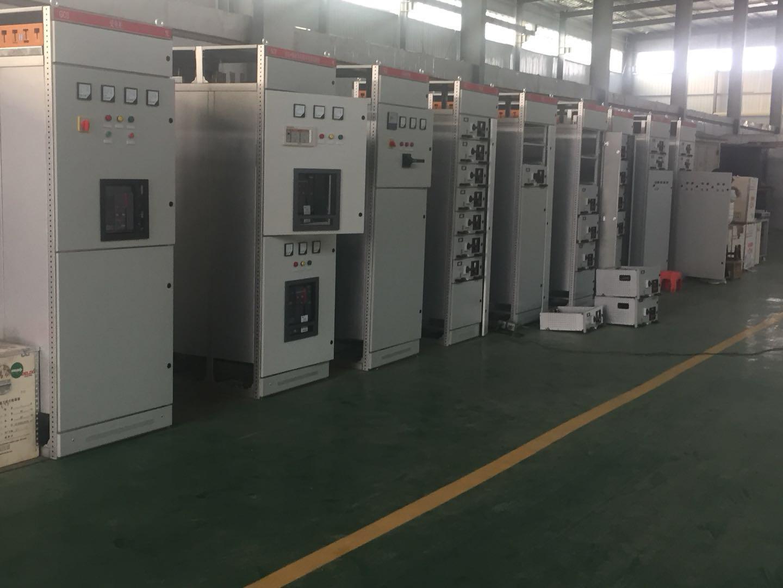 陕西博蔚实业有限公司生产车间