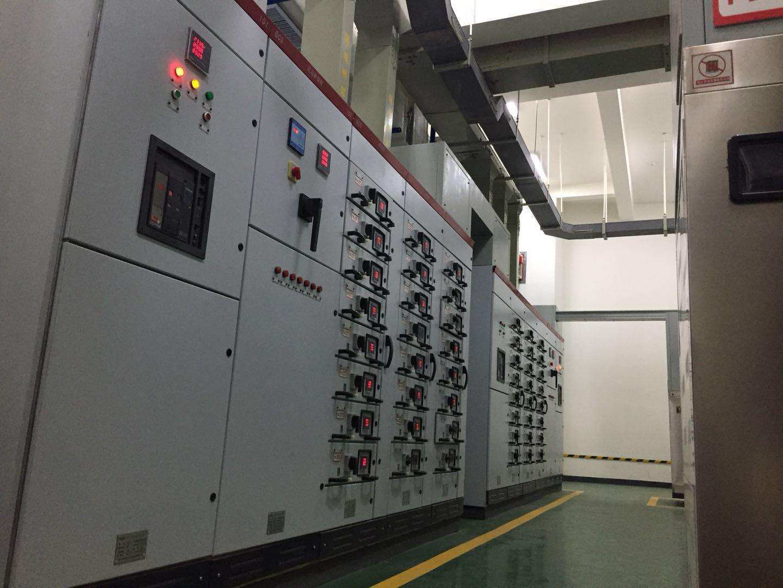 延安学习书院高低压配电项目