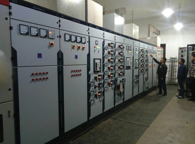 陕西省体育场配电室设备更换项目施工