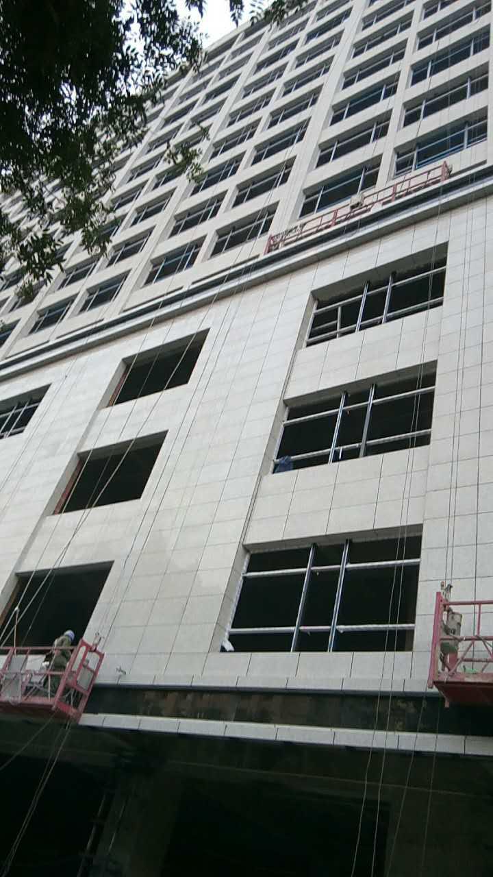 西安消防工程北大街轻工大厦消防及电力工程施工