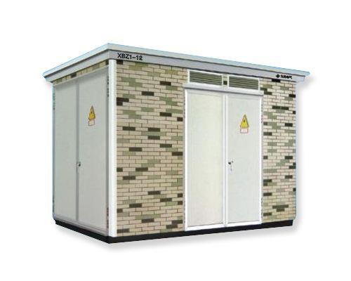 西安高低压配电柜-XBZ1-12非金属环保型智能箱式变电站