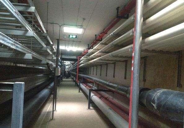 西安电力工程-城市综合管廊工程
