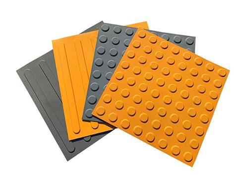 四川盲道板-PVC材质