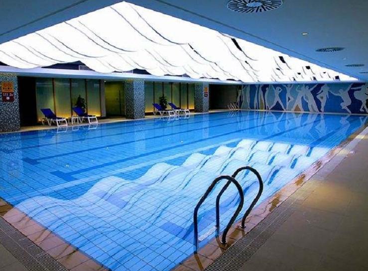 游泳池水处理领域