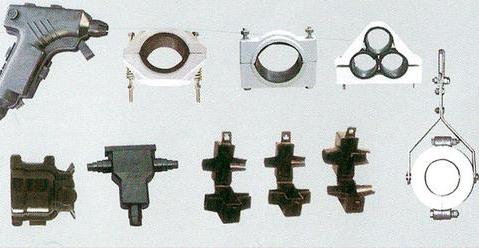 电力电缆连接的必备品就是电力金具