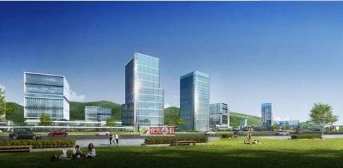 宜宾市临港经济开发区市科技研究中心(一期)科技岛1&科技岛2