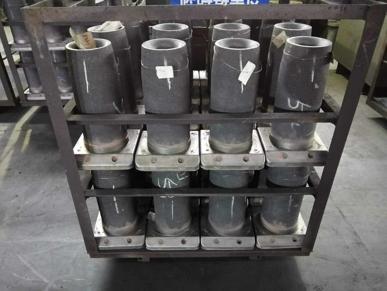 中包上水口材料成渝钒钛公司应用案例