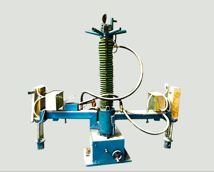 气动振动筑炉机