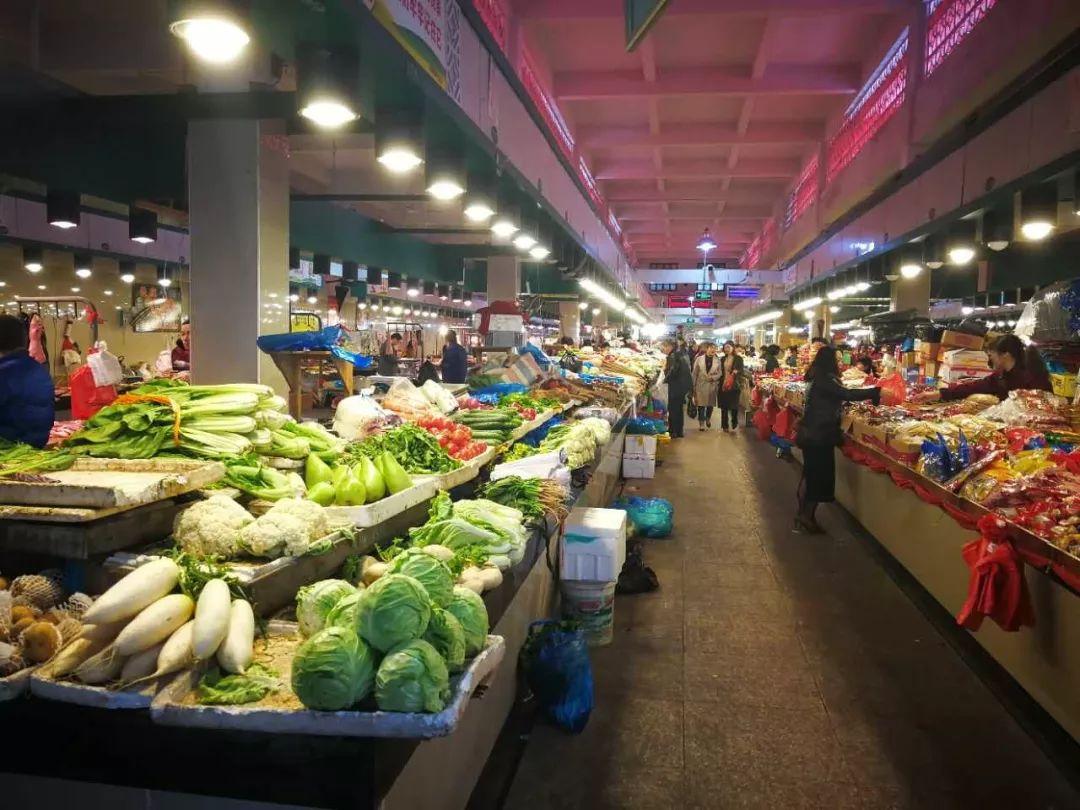 孟氏鴻園與鄭州菜市場提供蔬菜直供