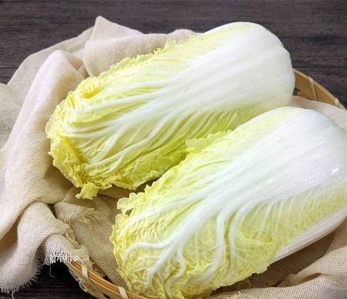 孟氏鴻園農業分享大白菜的功效作用
